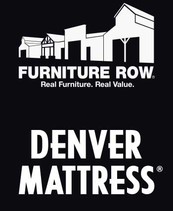 Furnitrure Row + Denver Mattress