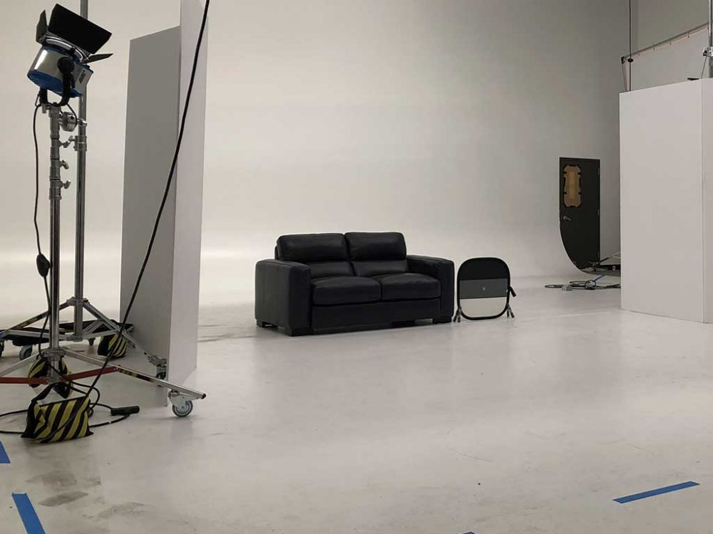 BOS Studio Build Out and Management