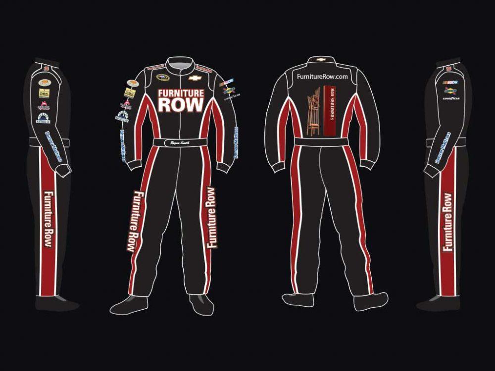 Furniture Row Racing NASCAR Firesuit