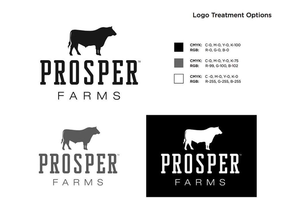 Prosper Farms Branding Guide