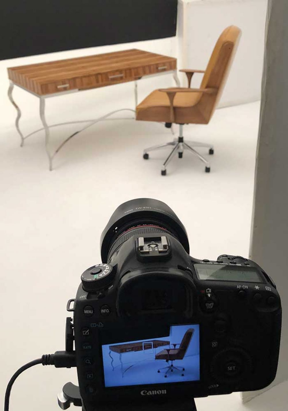 Digital Photo Studio Build Out and Management