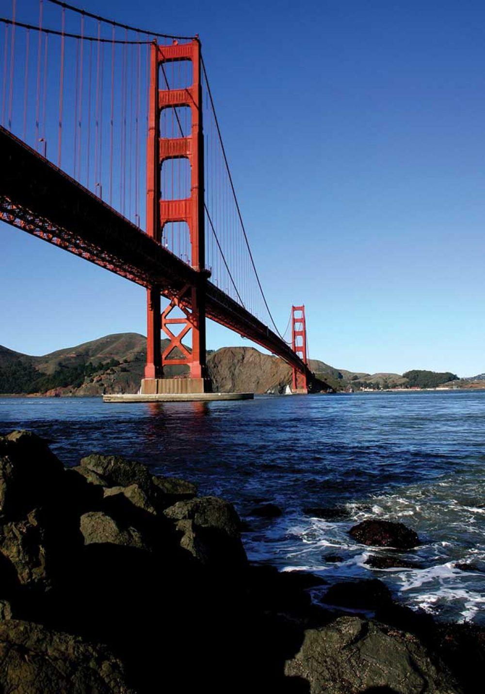 Golden Gate by James Einspahr